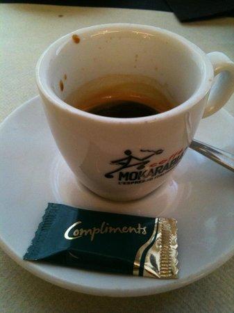 Hotel Touring: caffè