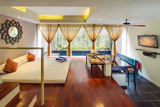 18 Suite Villa Loft