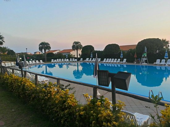 Hotel Club Residence Martinica: Piscina