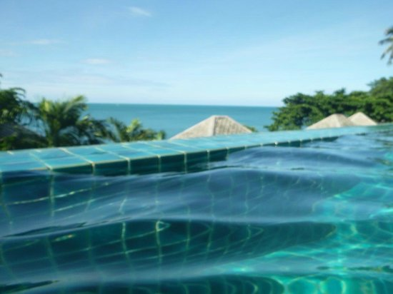 Merit Wellness & Mind Retreat Resort Samui: Sea view