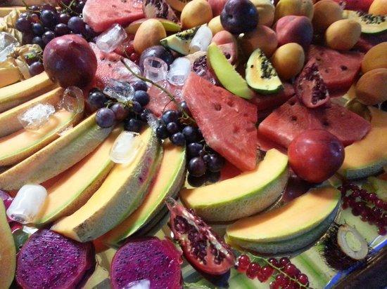 La Cascina Hotel Ristorante: frutta