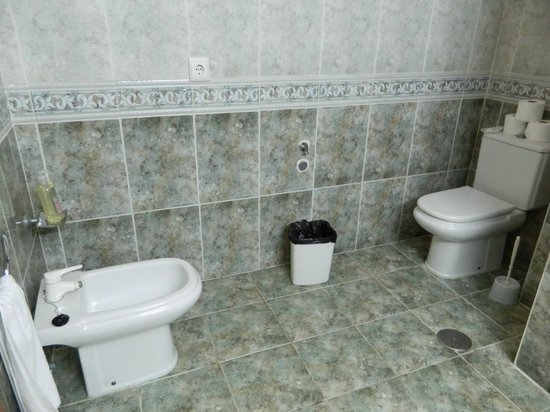 Compostela Beach Golf Club: Вання комната