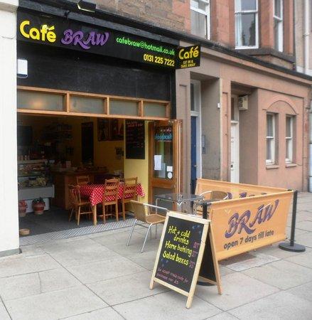 Cafe Braw: Braw
