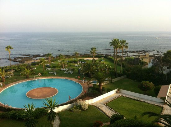Miraflores Beach & Country Club: VISTAS DESDE LA TERRAZA