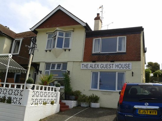 The Cove Guesthouse: From the front