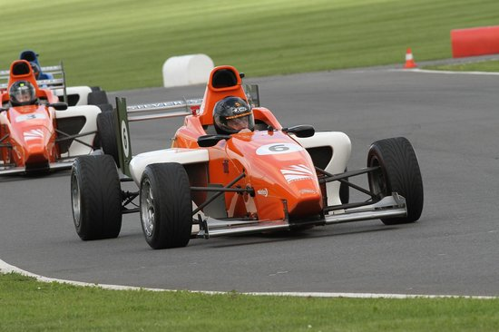 Silverstone Single Seater Experience: Single Seater 18/9/13
