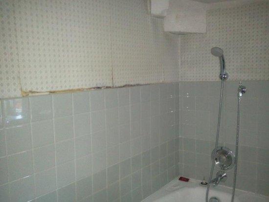 Hotel Saint Jean: l'état de la salle de bain