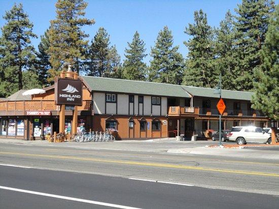 Highland Inn: Hotel