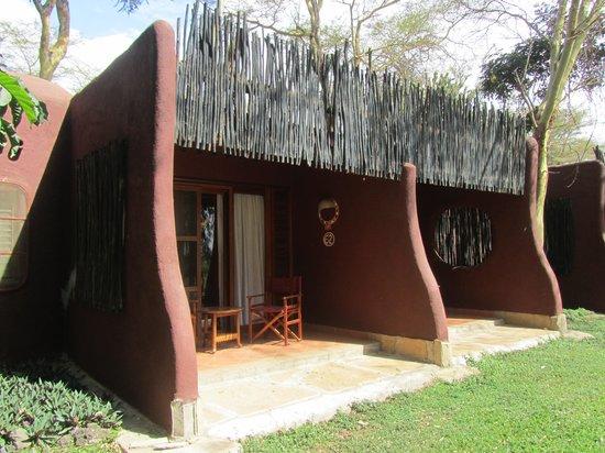 Amboseli Serena Safari Lodge: The Rooms
