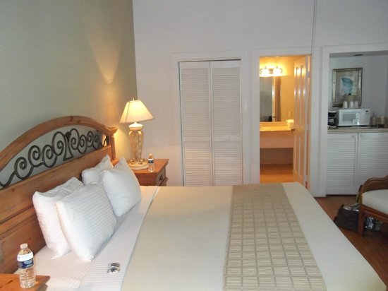 The Paradise Inn: Our Suite