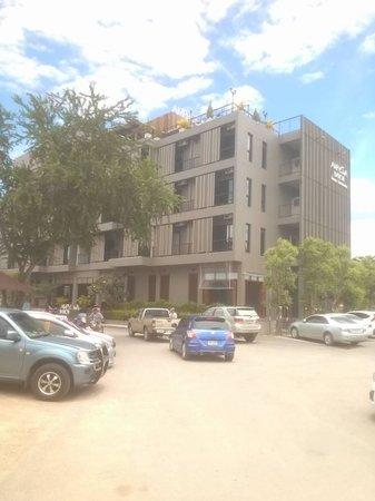 Amphawa Na Non Hotel & Spa: 外観
