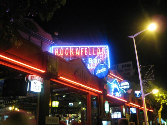 Rockafellas Sports Bar