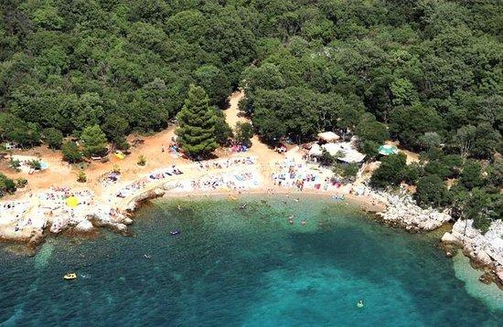 "Apartments Nina : Beach ""JERT"" in Pinezići"