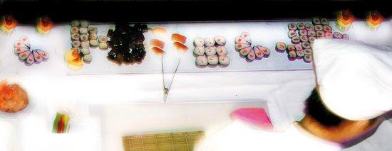 Hotel Puerto Sherry: sushi bar