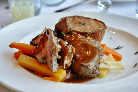Hotel Kea by Keahotels : Main course at dinner
