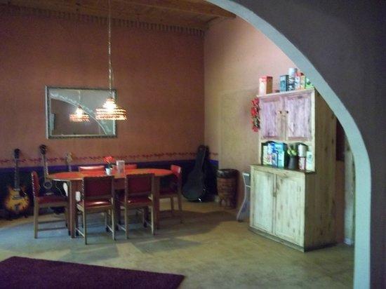 Carpe Diem Restaurant: Family corner indoor airconditioned dining room