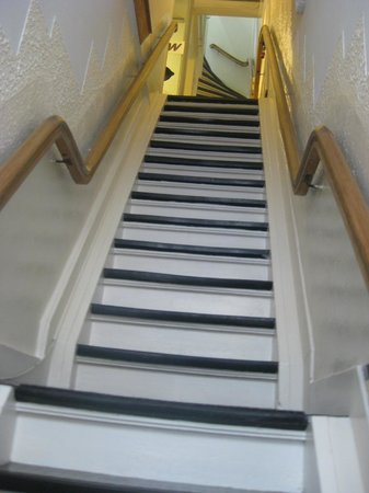Marcel's Creative Exchange: Stairwell