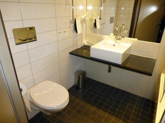 Quality Hotel Skifer: ванная комната