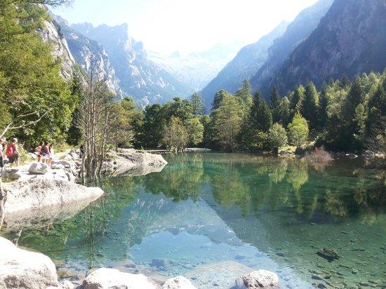 "Val Masino, Włochy: ""bidet della contessa"""