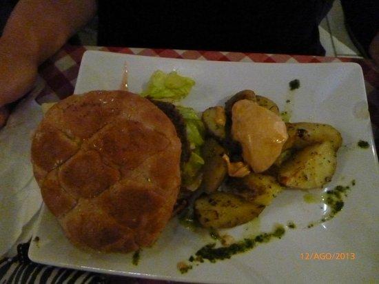 Pygmalion: Veggie Burger