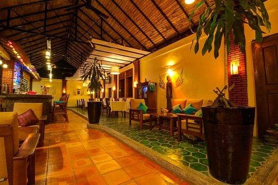 Phka Villa : Restaurant