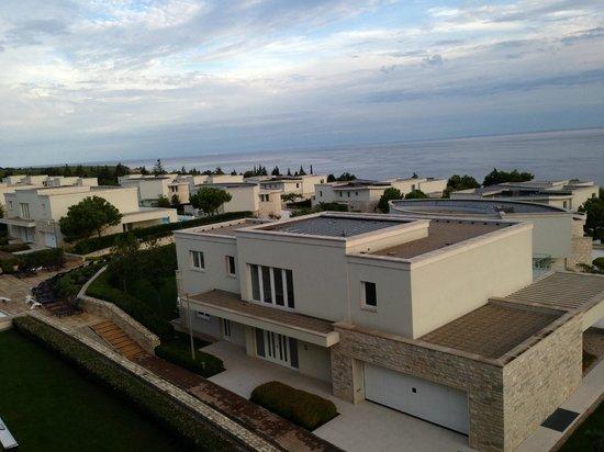 Kempinski Hotel Adriatic Istria Croatia: vista camera