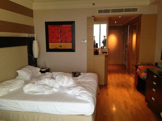 Kempinski Hotel Adriatic Istria Croatia: camera kempinski