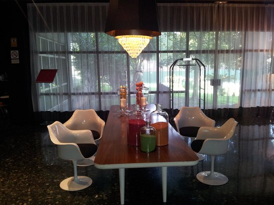 Hotel Medium Valencia: hall