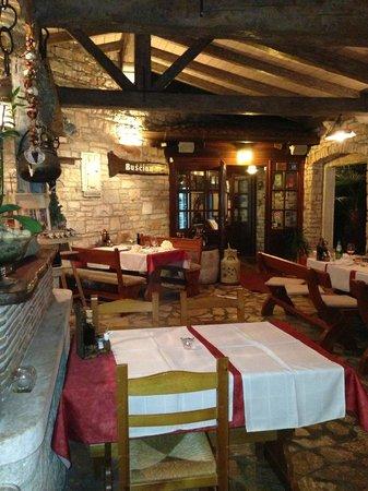 Kempinski Hotel Adriatic Istria Croatia: taverna Buscina