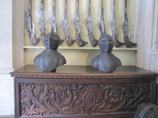 Schloss Baldern: armi