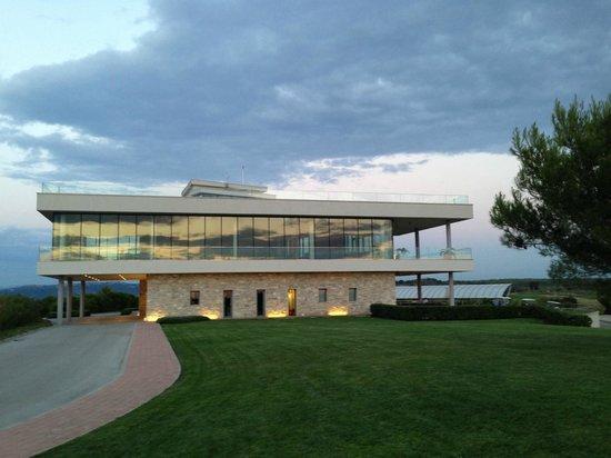 Kempinski Hotel Adriatic Istria Croatia: club house golf adriatic
