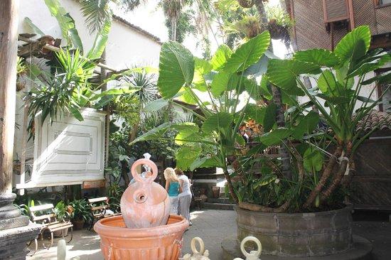 Casa de Los Balcones: Interior
