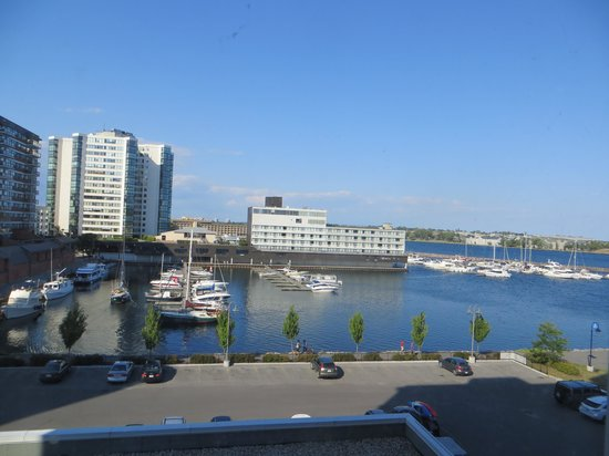 Residence Inn Kingston Water's Edge: view from our room