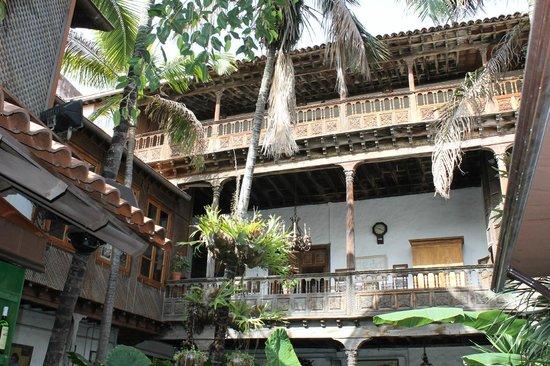 Casa de Los Balcones: Balcon interior