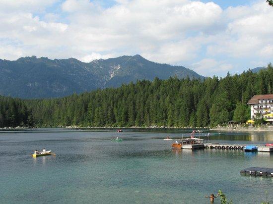 Eibsee: lago