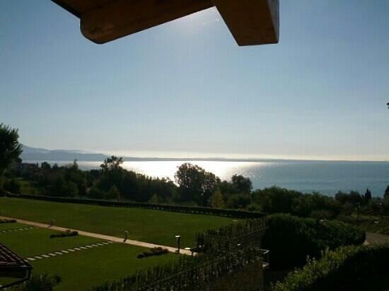 Montecolo Resort: Uitzicht