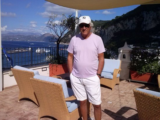 Hotel Relais Maresca : panorama dal terrazzo hotel maresca