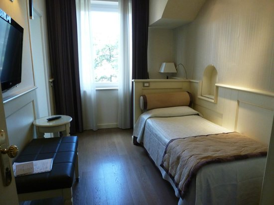 Hotel Campo Marzio: chambre single