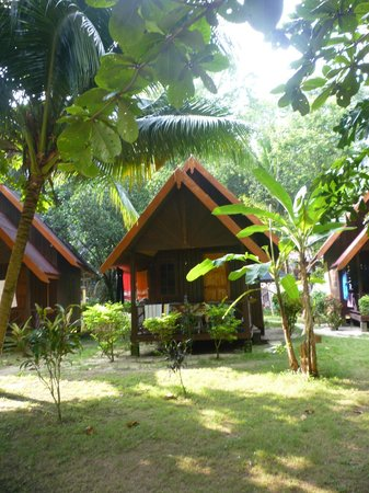 The Reef Chalets: Chalet