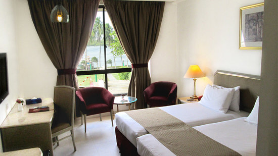 Beach Luxury Hotel: Superior Room