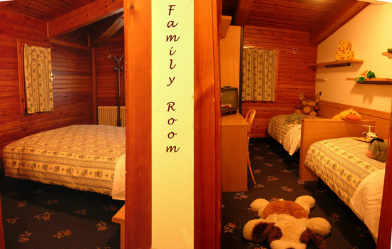 Hotel Renzi: family room