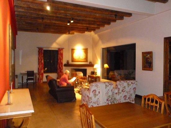 Posada Verde Oliva: Lounge