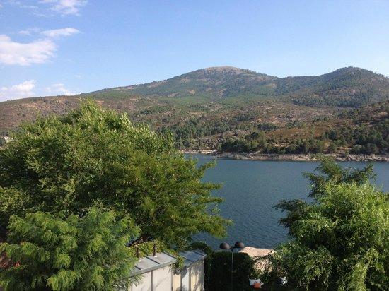 El Barraco, España: El embalse muy bonito
