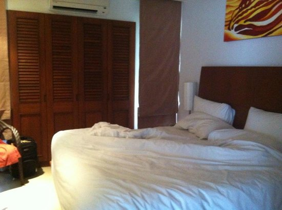 Dewa Phuket Resort Nai Yang Beach: Bedroom in the Junior Suite