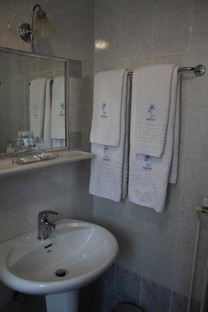 Hotel Triton : salle de bain