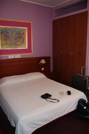 Hotel Triton : chambre