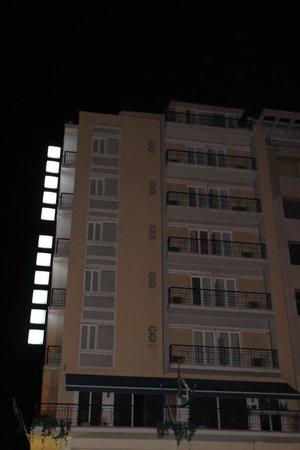 Hotel Triton : Extérieur hotel