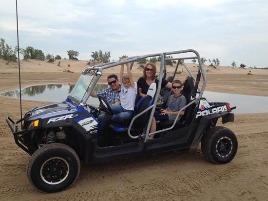 Razor J's Adventure Tours: kids loved it!