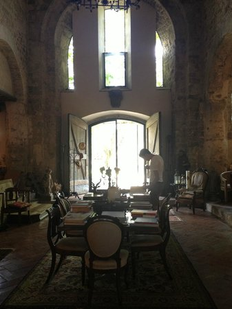 Pieve di Caminino Historic Farm: Reception