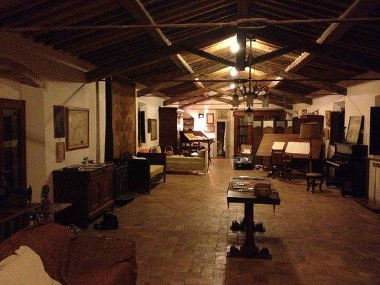 Pieve di Caminino Historic Farm : Library Suite